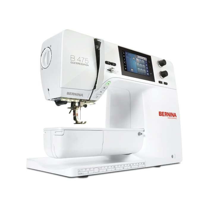 Bernina 475QE Copmputerized Sewing Machine - In Store Sales Only