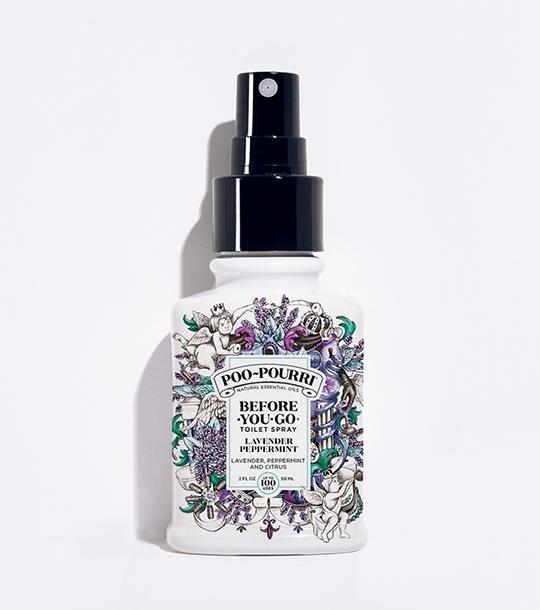 Lavender Peppermint 2oz Cus Bottle
