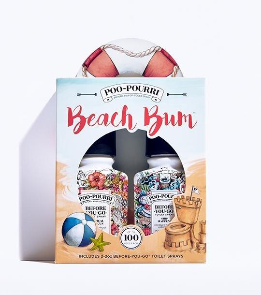 Beach Bum Gift Set