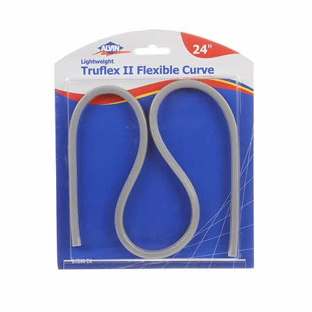 Trueflex Flexible Curve Ruler 24