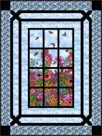 Prairie Gate Window Quilt Kit