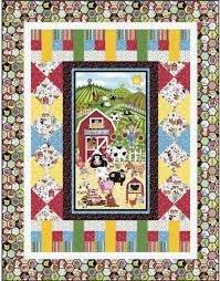 Patchwork Farms Quilt Kit