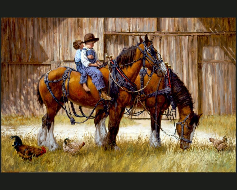 Back to the Barn Panel    44