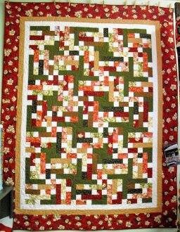 Quilt Bob & Weave Belle of the South