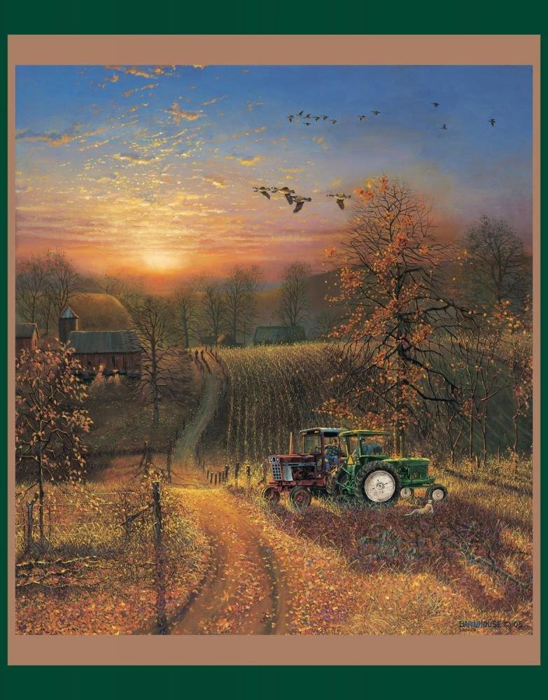 Harvest Break Panel