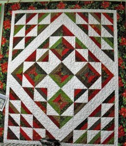 Quilt Holiday Cheer
