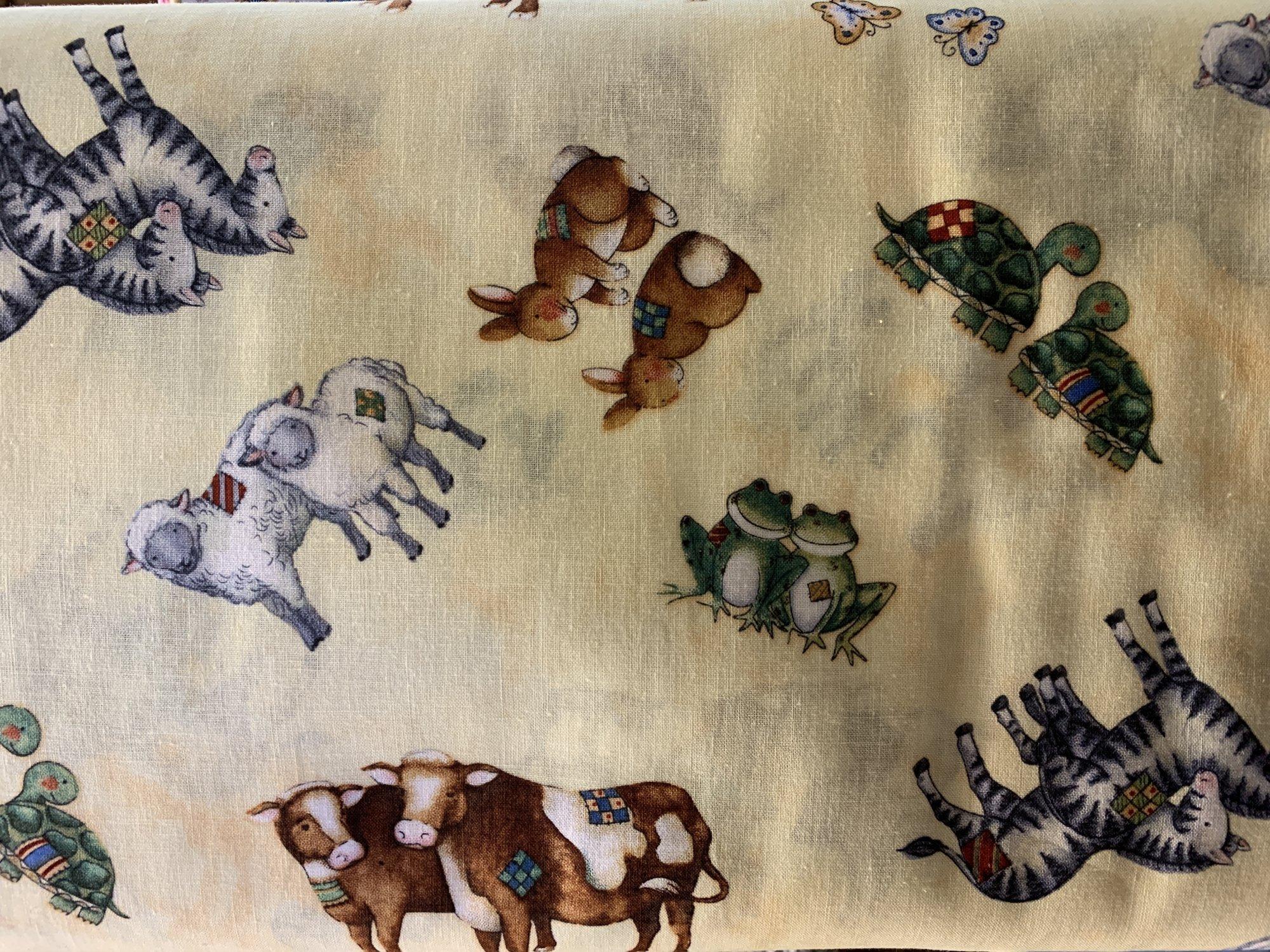 Noah's Ark Animal Toss