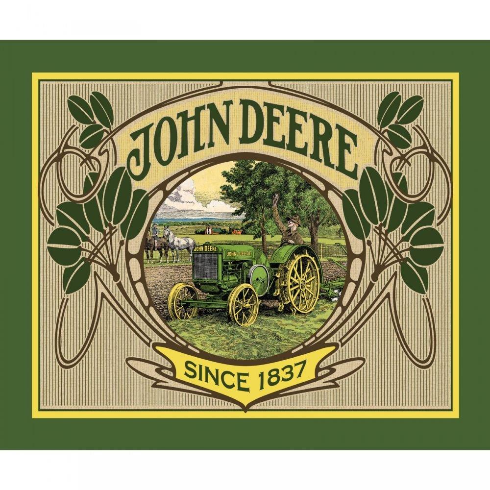 John Deere Panel