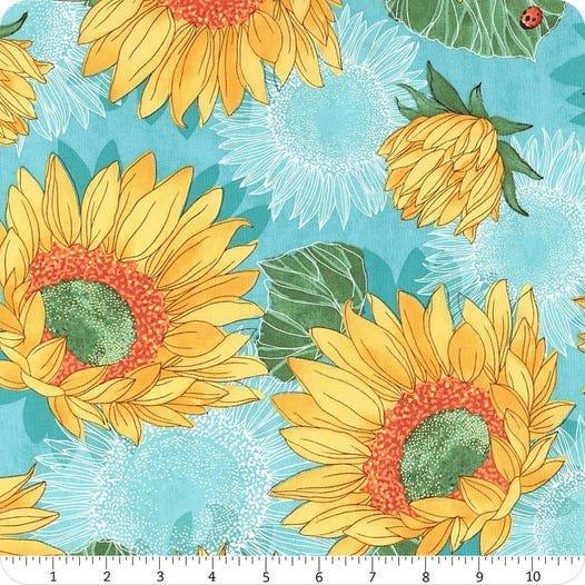 Solana Sunflowers Pond