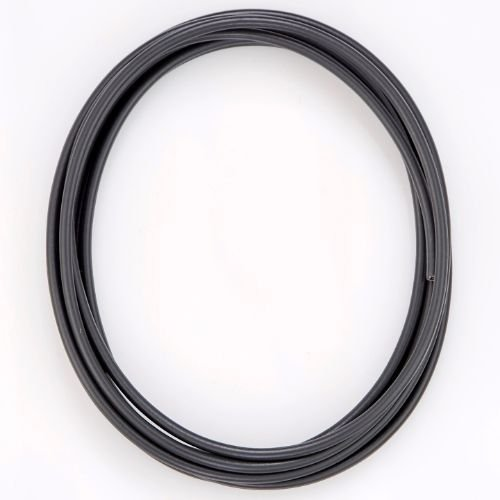 George L's .155 Cable Black (priced per foot)