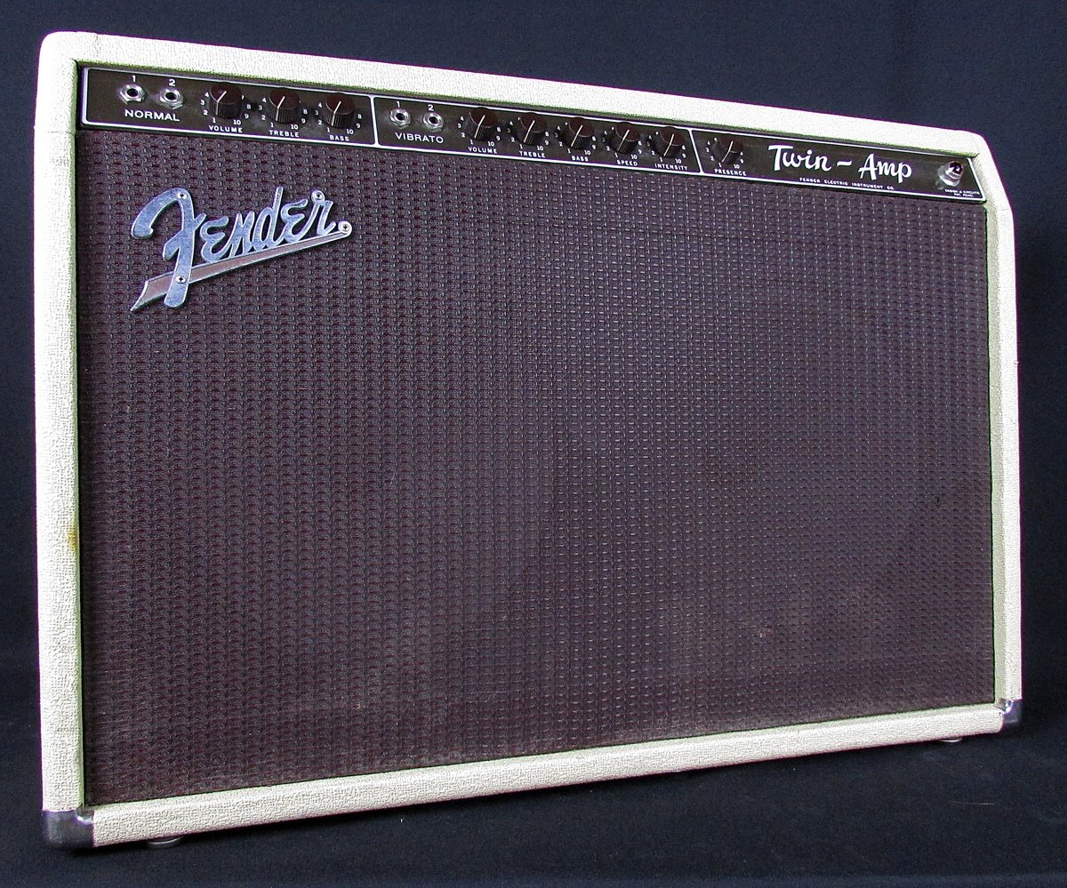 Fender Twin Amp (1960)