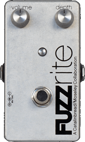 Catalinbread Fuzzrite Silicon Transistor Fuzz Pedal (close out)