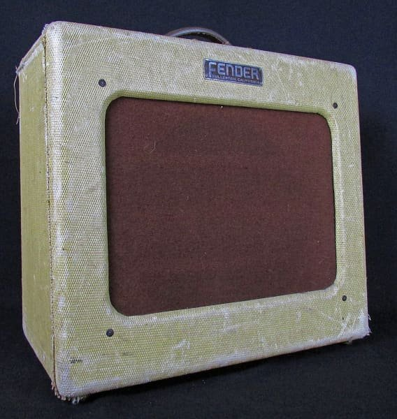 1948 Fender Tweed Deluxe Amp