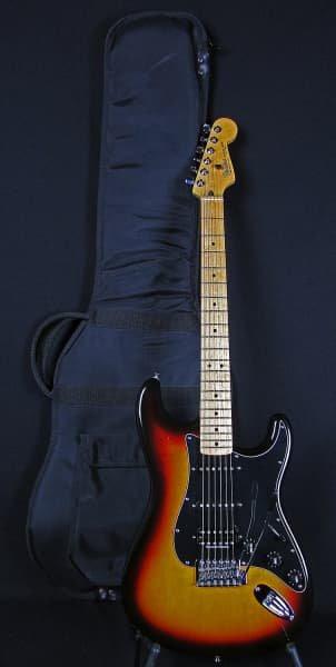 Fender Stratocaster MIM (2008)