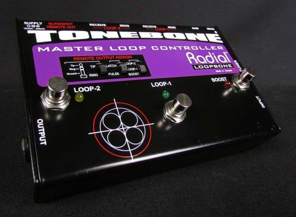 Radial Tonebone Master Loop USED