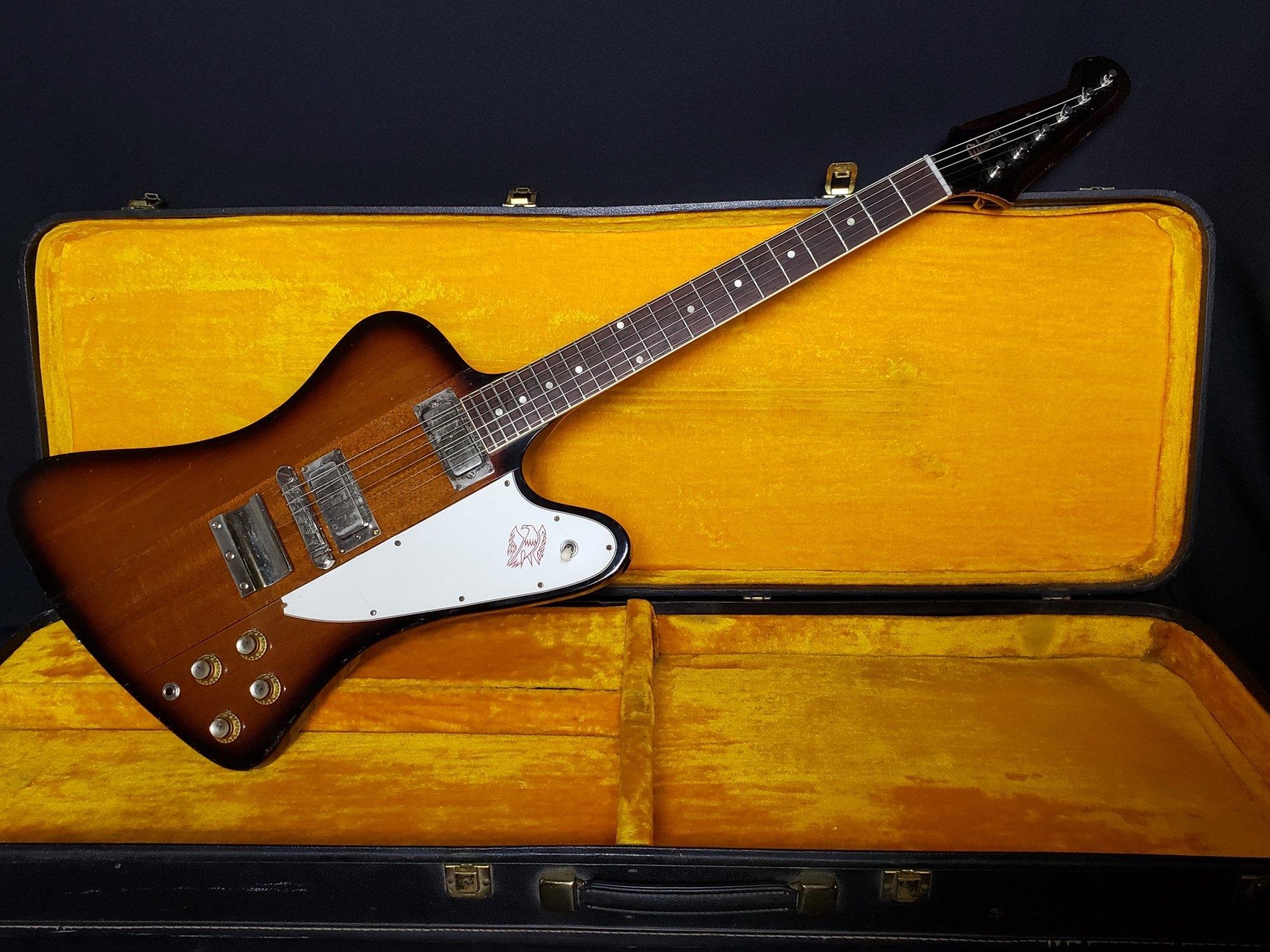 1964 Gibson Firebird III w/ OHC
