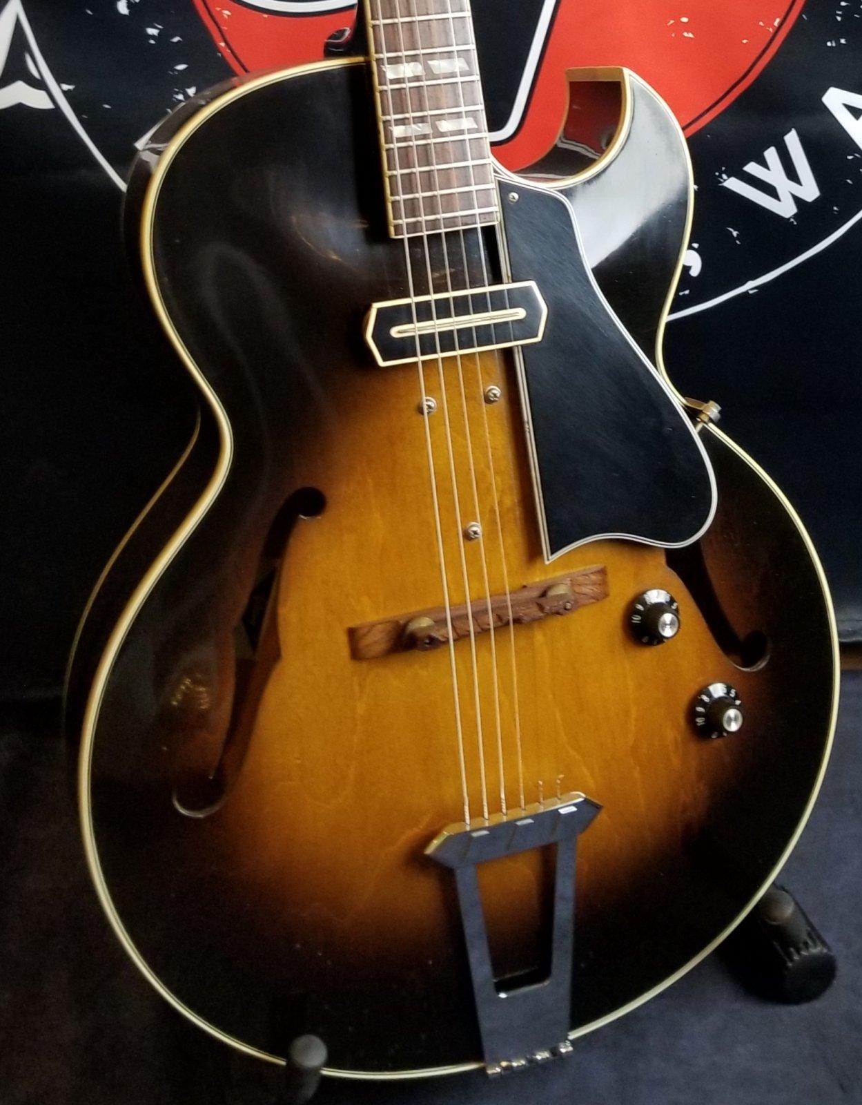 1979 Gibson ES-175CC 100% Stock w/OHC