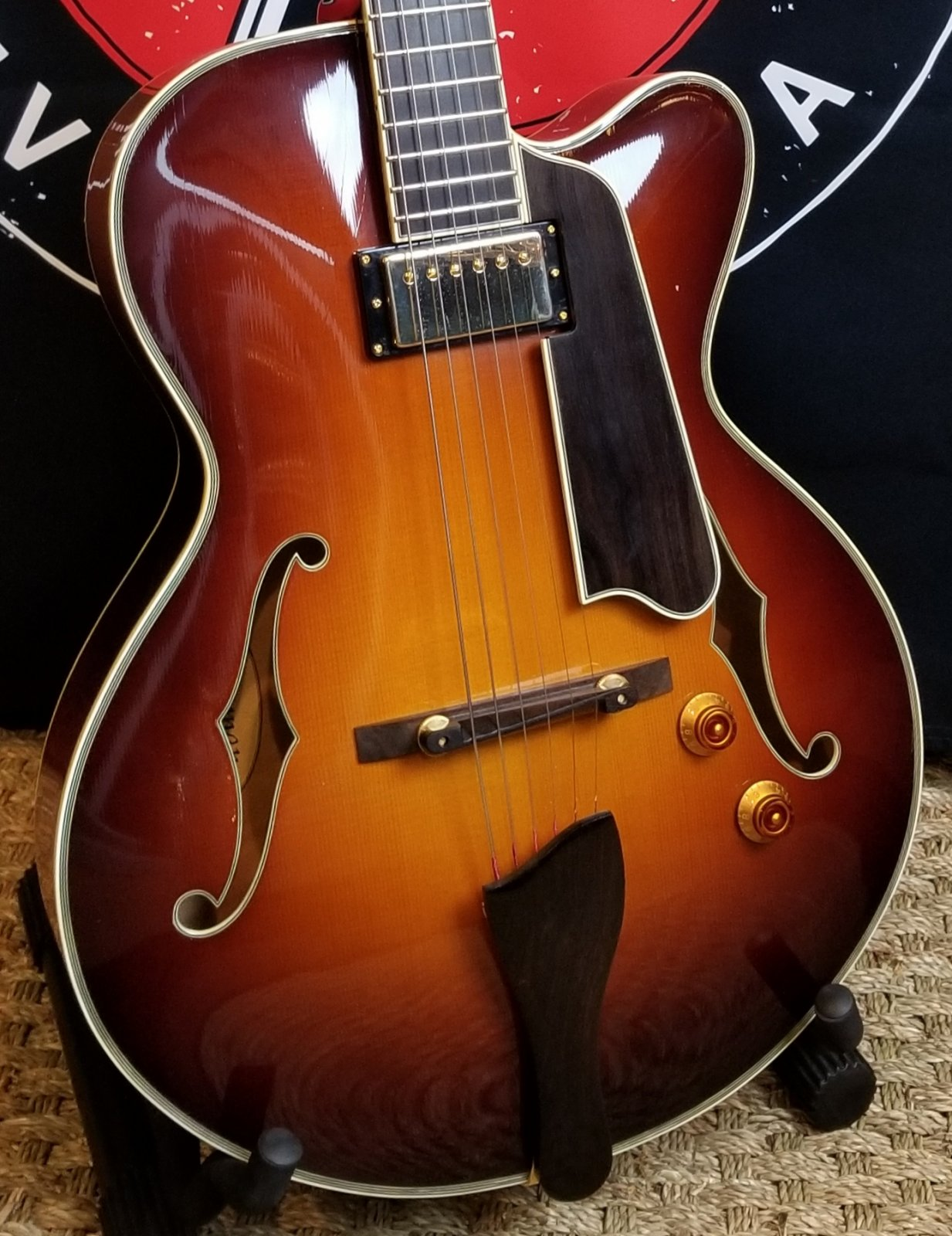 2006 Eastman AR803-15 w/ohc all solid woods