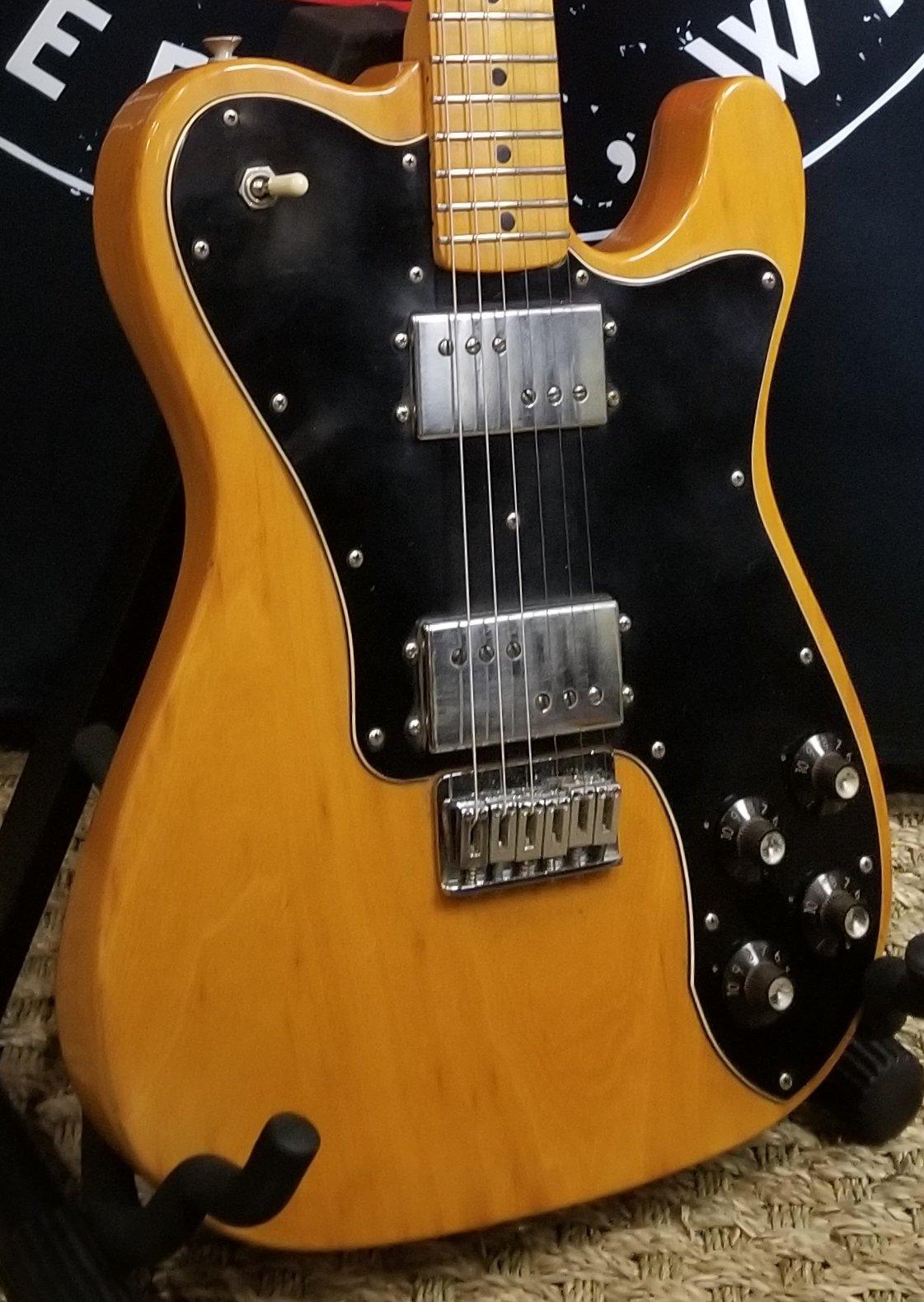 1973 Fender Telecaster Deluxe w/ohc