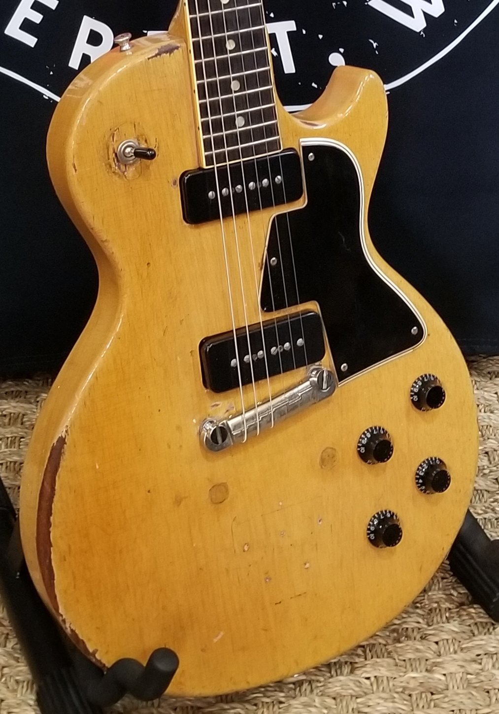 1955 Gibson Les Paul Special TV
