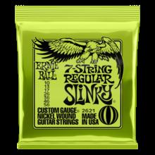 Ernie Ball 2621 Regular Slinky 7-String 10-56