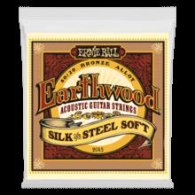 Ernie Ball 2045 Silk & Steel Soft 80/20 11-52