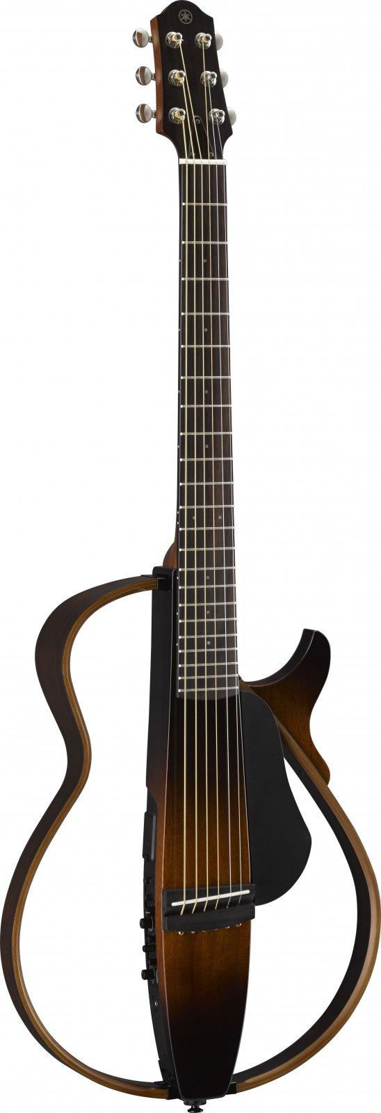 Yamaha SLG200S Silent Guitar - Tobacco Sunburst