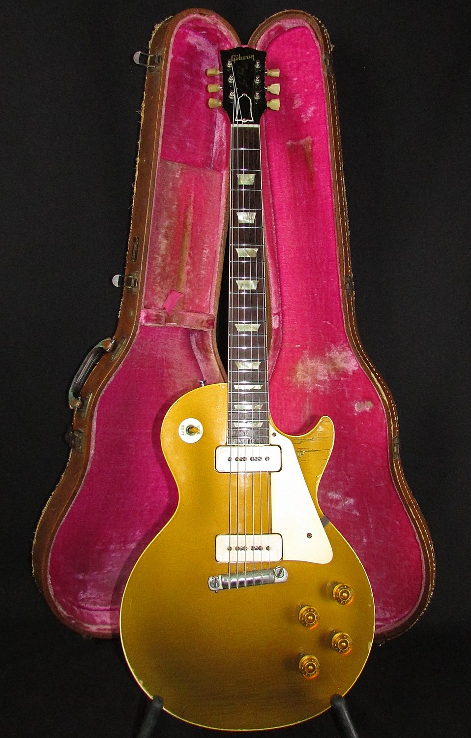 Gibson Les Paul Goldtop (1954)