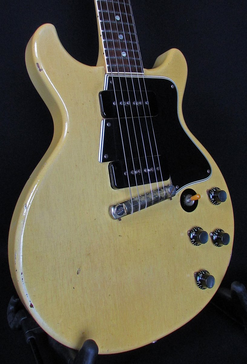 1960 Gibson Les Paul Special TV Yellow