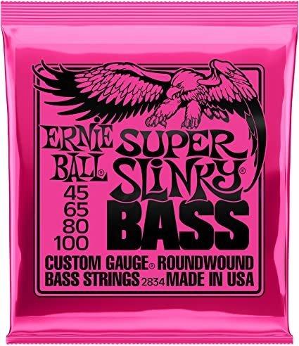 Ernie Ball 2844 Super Slinky Bass 45-100