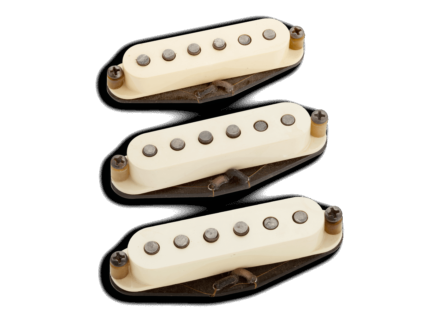Seymour Duncan Antiquity Texas Hot For Strat Set