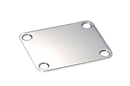 Allparts AP-0600-001 Gotoh Standard Neckplate Nickle