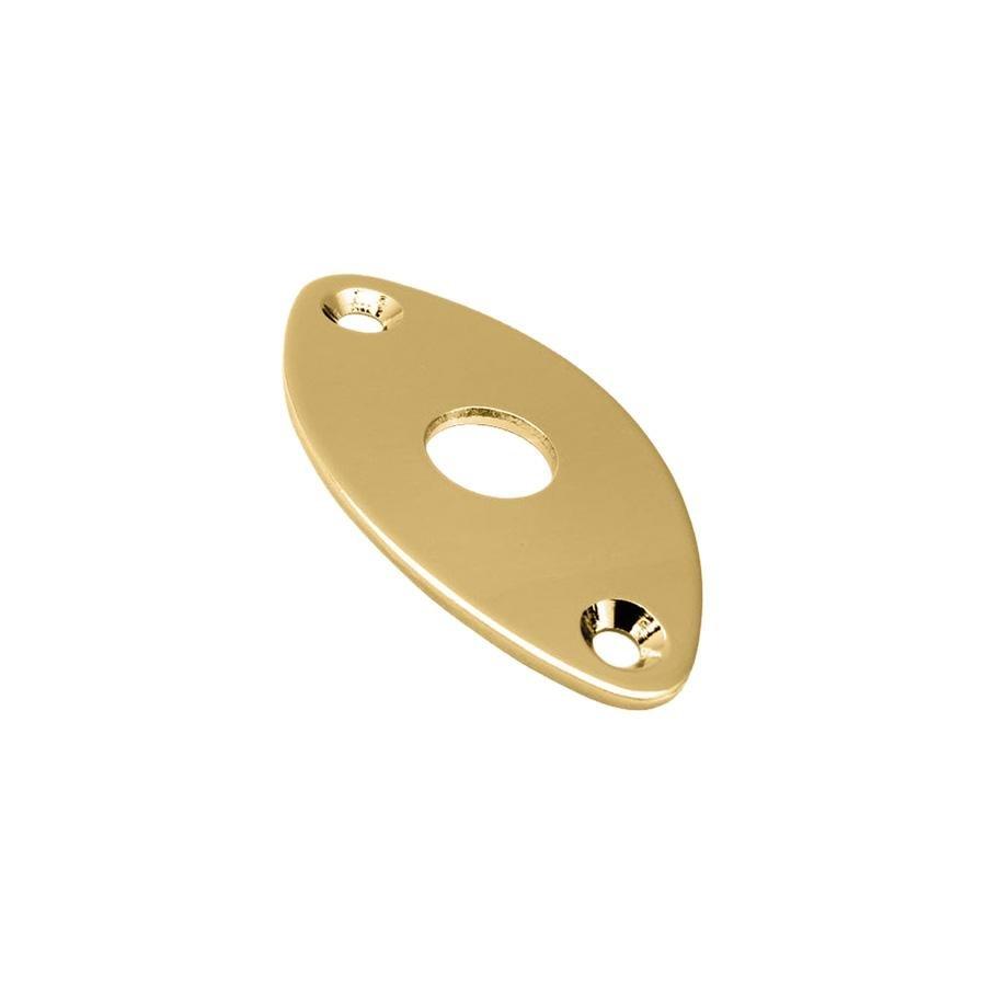 Allparts AP-0615-002 Gotoh Football Jackplate Gold