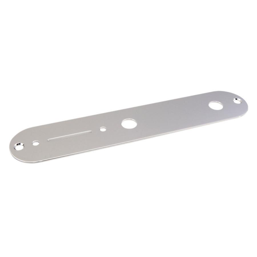 Allparts AP-0650-010 Control Plate for Telecaster Chrome