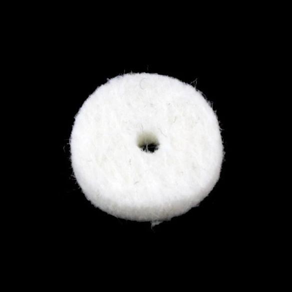 Allparts AP-0674-025 Felt washer White QTY. 1