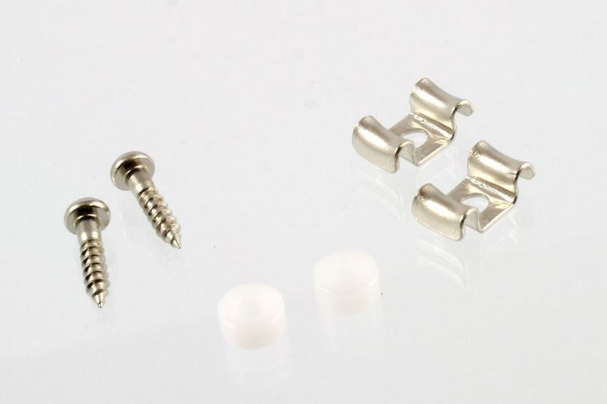 Allparts AP-0720-001 String Guides Nickle