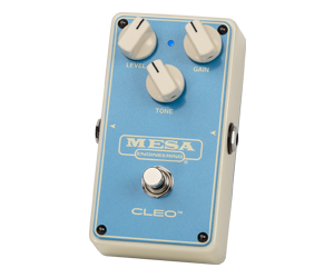 Mesa Boogie Cleo Transparent Boost - Overdrive Pedal