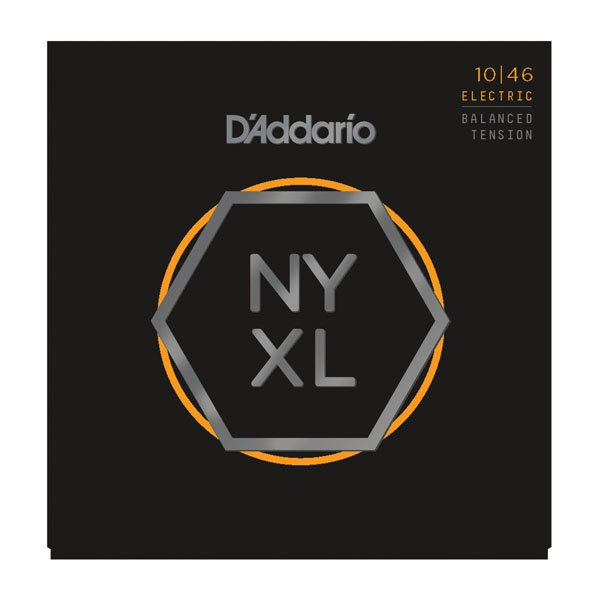 Daddario NYXL1046 Regular Light Nickle Wound  10-46