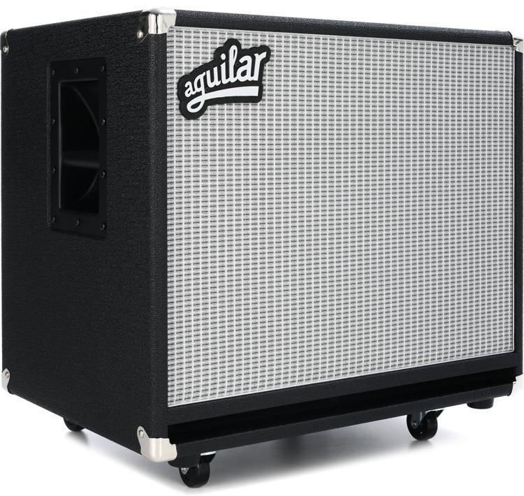 Aguilar DB 115 400-watt 1x15 Bass Cabinet - Classic Black 8 Ohm