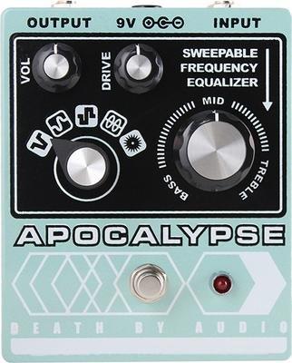 Death By Audio Apocalypse  Fuzz Pedal