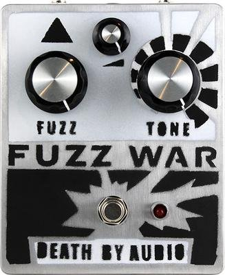 Death By Audio Fuzz War Fuzz of All Fuzzes Pedal