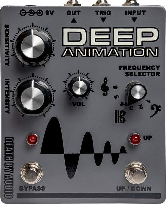 Death By Audio Deep Animation Envelope Filter Pedal