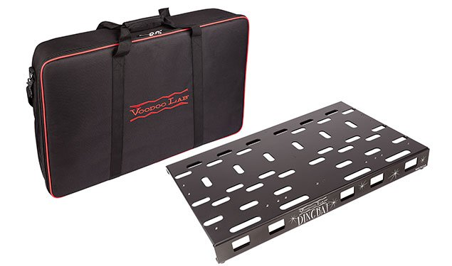 Voodoo Lab Dingbat Large Pedal Board 25.75 X 15.5