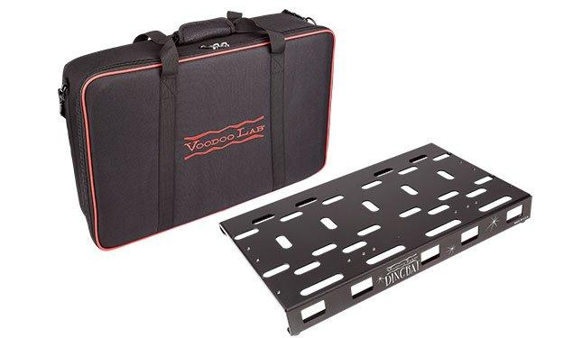 Voodoo Lab Dingbat Medium Pedal Board 22 X 13.25