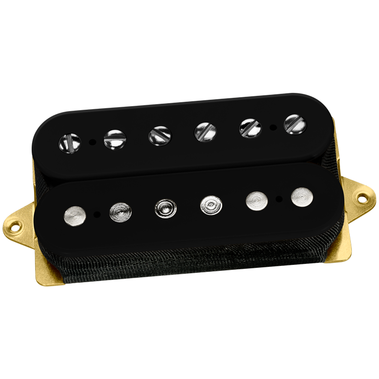 DiMarzio DP155FBK Tone Zone F-Spaced Black