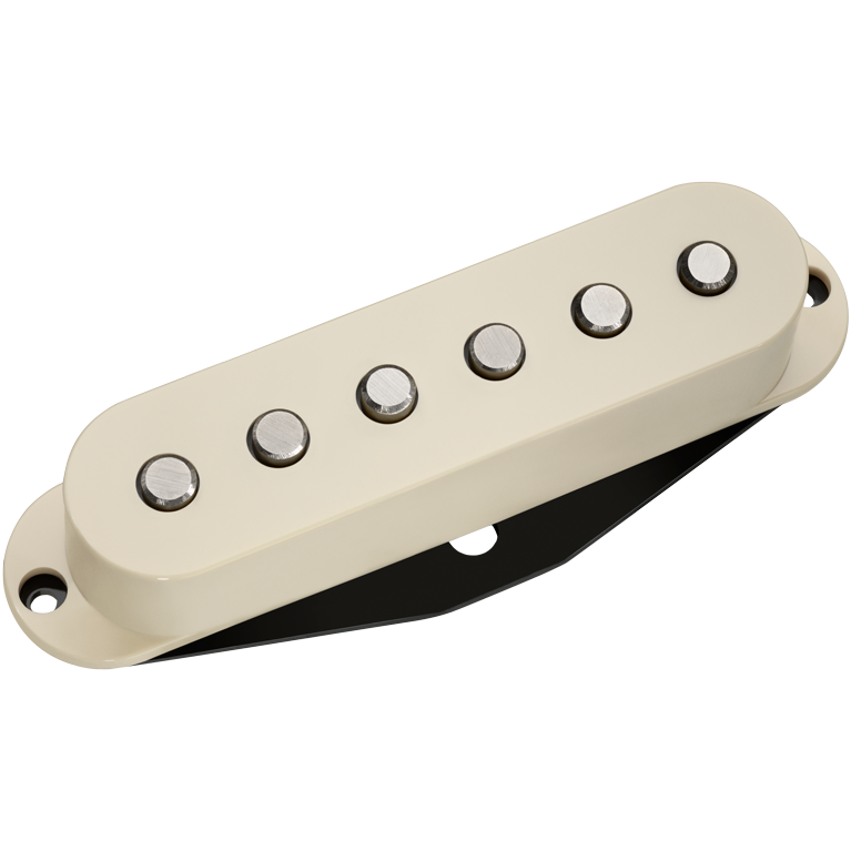 DiMarzio DP176AW True Velvet Single Coil Bridge Aged White