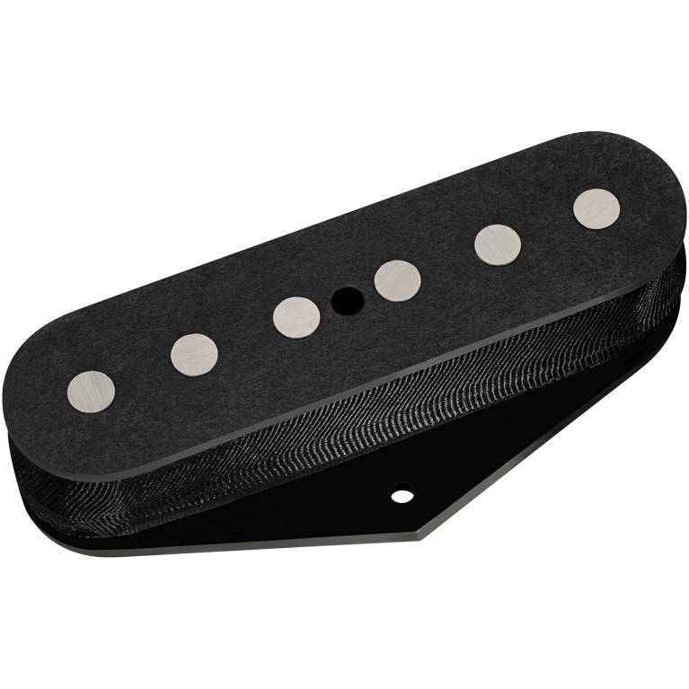 DiMarzio DP418BK Area T Single Coil Bridge Black