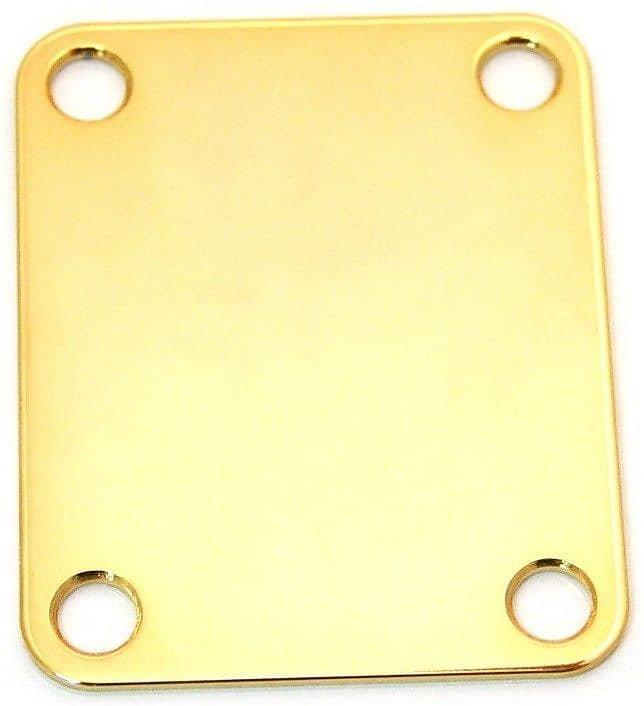 Allparts AP-0600-002 Gotoh Standard Neckplate Gold