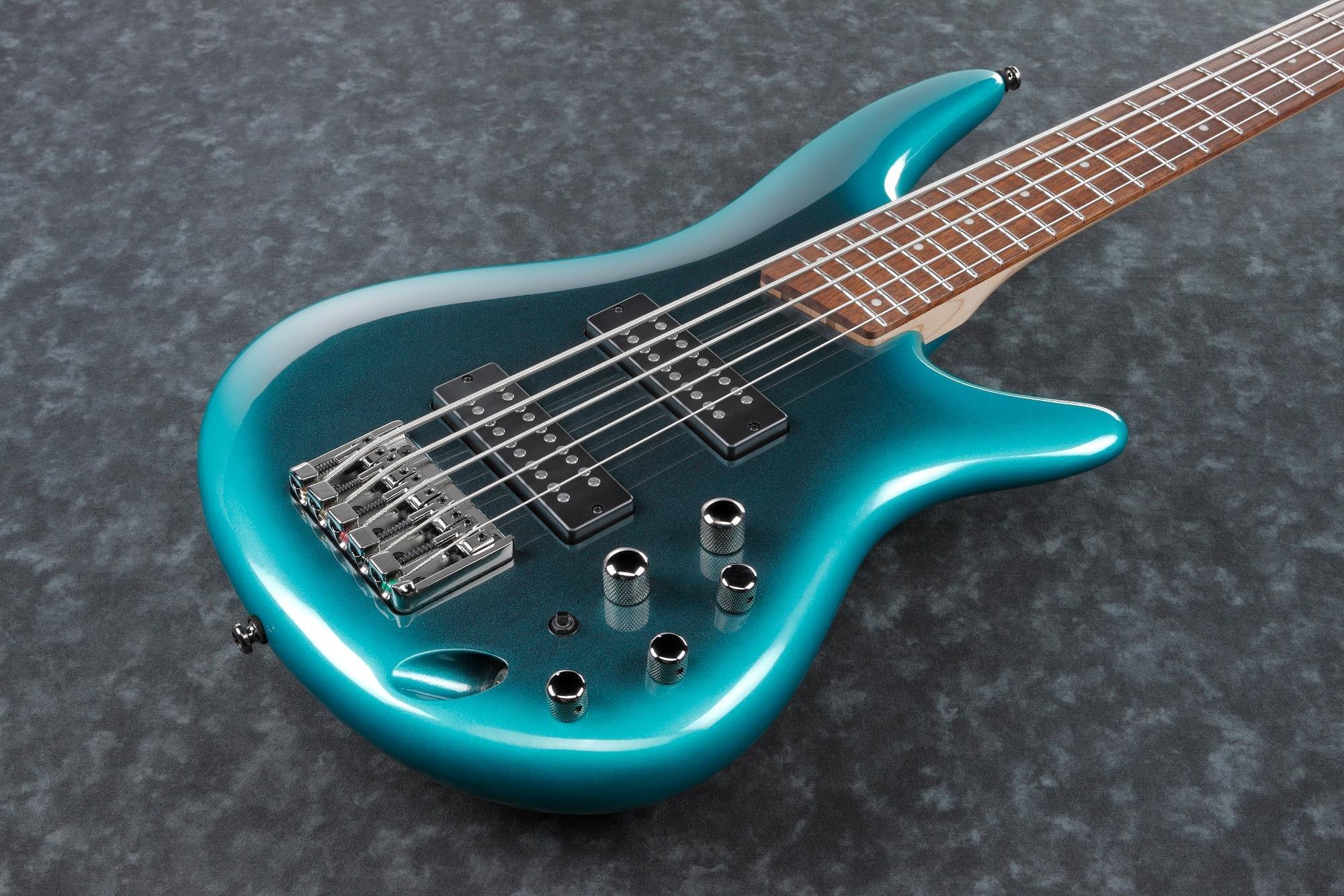 Ibanez SR305ECUB SR Standard 5 String Bass Cerulean Aura Burst