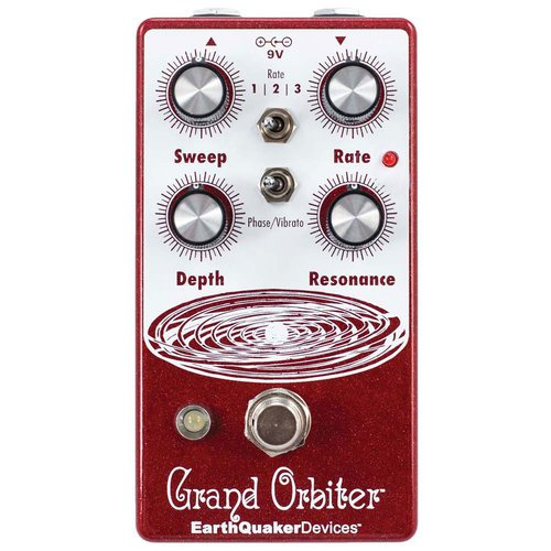 EarthQuaker Devices Grand Orbiter Phase Machine Pedal